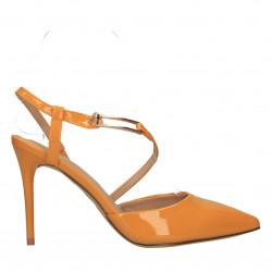 Pantofi de vara, cu toc stiletto