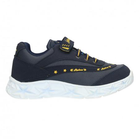 Pantofi sport, cu logo, pentru baieti