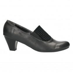 Pantofi de toamna, negri,...