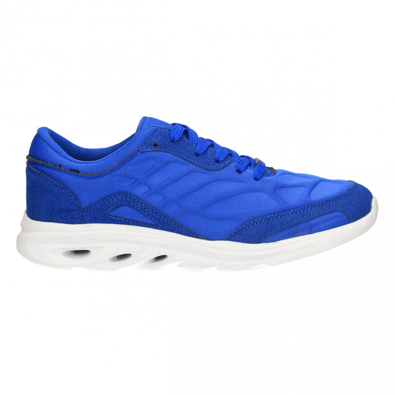 Pantofi barbatesti, sport, albastru royal