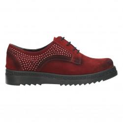 Pantofi visinii, stil casual, pentru femei