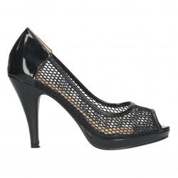 Pantofi dama, cu plasa si...