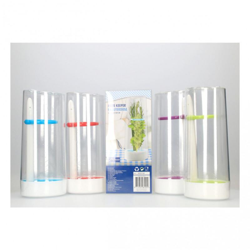 Recipient pastrare ierburi aromatice