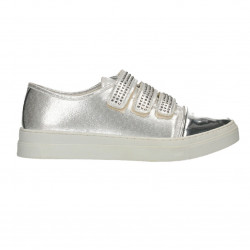 Sneakers glami, argintii,...