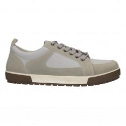 Sneakers panza, gri, pentru barbati