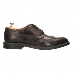 Pantofi barbati de toamna, stil Oxford