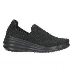 Pantofi dama, negri, elastici