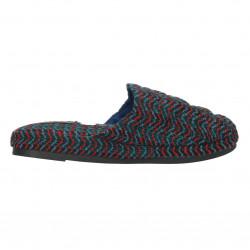 Papuci de casa, din postav, pentru copii