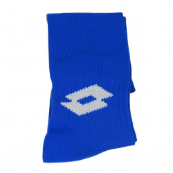 Sosete lungi, sport, culoarea albastra