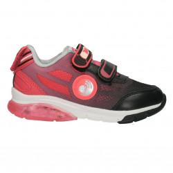 Pantofi sport, fete, cu beculete, sistem GPS