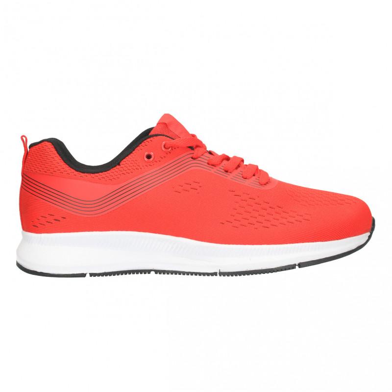 Pantofi de sport, rosii, pentru barbati