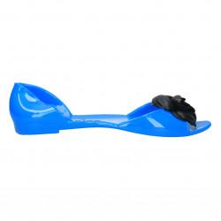 Balerini albastri, din silicon, decupati