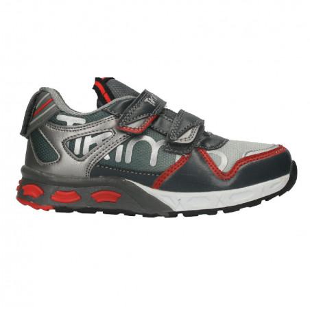 Pantofi  sport, cu leduri pentru baieti