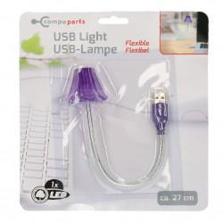 Lampa USB, flexibila pentru laptop