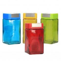 Recipient mic, sticla, pentru condimente