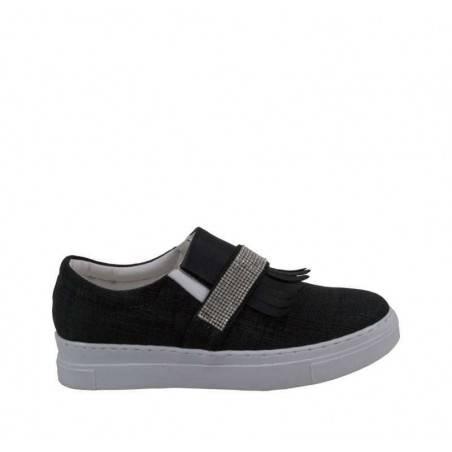 Sneakers fete, trendy, talpa inalta