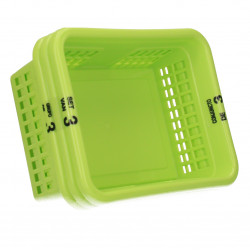 Set cosulete depozitare, din plastic