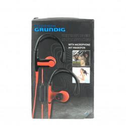 Casti audio, stereo, cu suport de urechi marca Grundig