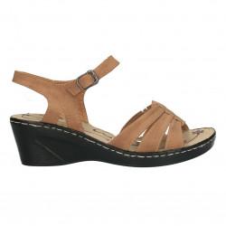 Sandale comode, elegante, talpa plina