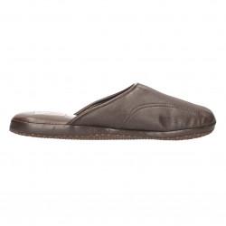 Papuci de casa, maro, pentru baieti