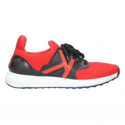 Pantofi sport, barbati, rosu cu negru