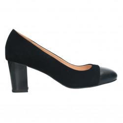 Pantofi office femei, culoarea neagra