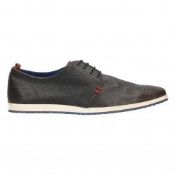 Pantofi barbati, piele naturala, moale