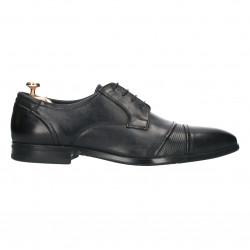 Pantofi barbati, stil office, piele naturala