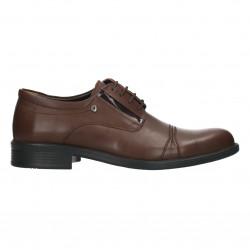 Pantofi barbatesti, eleganti, piele naturala