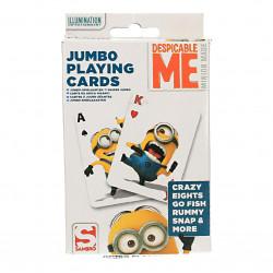 Carti de joc cu minioni, Despicable me