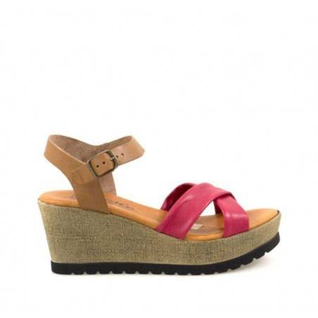Sandale clasice, wedge, pentru femei