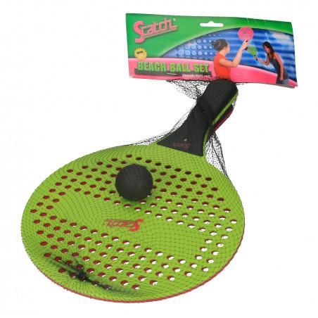 Set palete tenis de masa Scatch