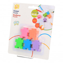Radiere in forma de puzzle,...