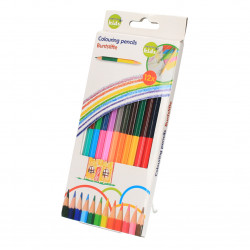 Creioane colorate cu 2...