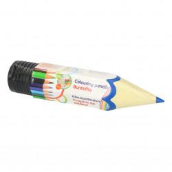 Creioane colorate, set 24...