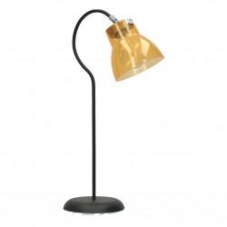 Lampa solara medie, 5 LED-uri