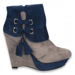 Botine fashion dama,...