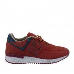 Pantofi sport barbati rosu marca Masst Coton VGT4040BOV