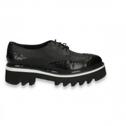 Pantofi stil Oxford, cu...
