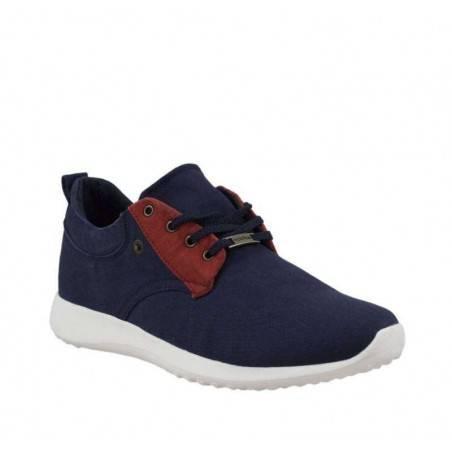 Pantofi sport barbati albastru marca Masst Coton VGT5042BBO-131