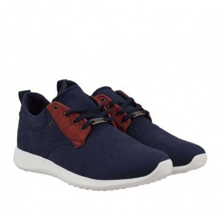 Pantofi sport barbati albastru marca Masst Coton VGT5042BBO
