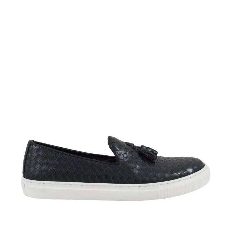 Pantofi barbati casual negru marca Timer VGT059341MCRN-125