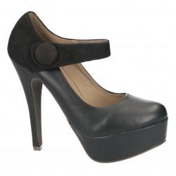 Pantofi cu toc inalt,...