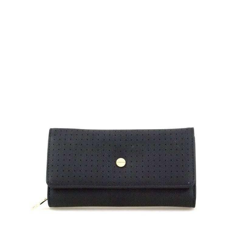 Portofel dama negru VBPMLA3063-LDIV-SH