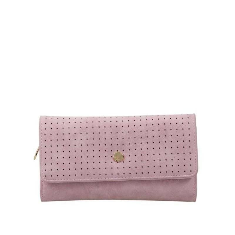Portofel dama roz VBPMLA3063-LDIV-SH-RO