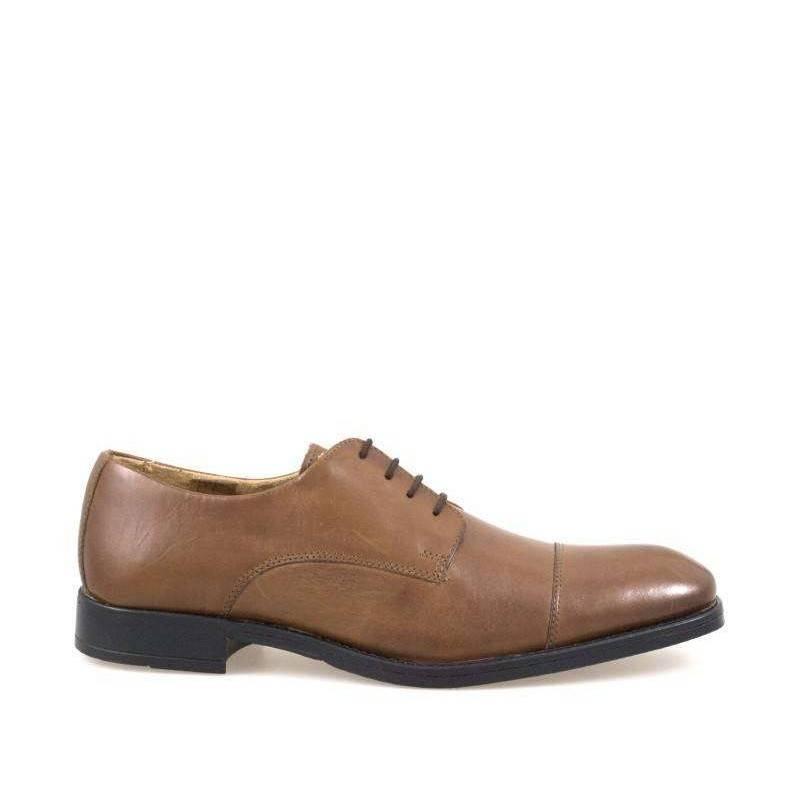 Pantofi barbati elegant din piele VGF014-9126M.SG