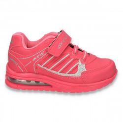 Pantofi sport fete, fucsia - W7