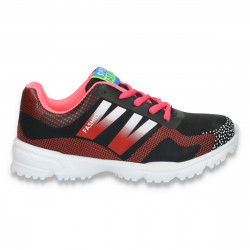 Pantofi sport pentru fete, negri - W10