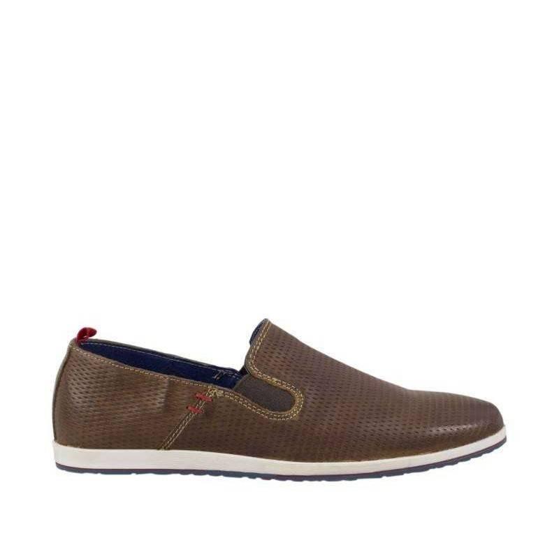 Pantofi barbati casual maro VGFMS-043H21M.SG-178