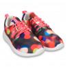 Pantofi sport pentru femei, multicolor-roz - W20